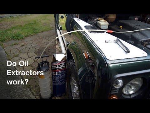 Do Oil Extractors Works?