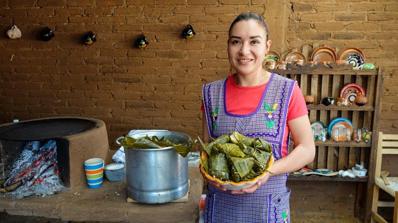 Corundas Michoacanas y Platico Costumbres y Creencias del Rancho