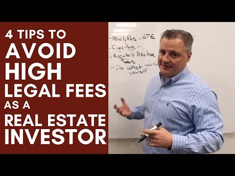 4 Tips to Avoid High Legal Fees as a Real Estate Investor with Matt Faircloth for Bigger Pockets