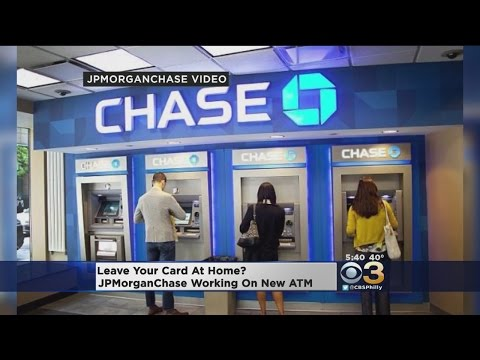 New Chase Atm's Do Not Use Cards