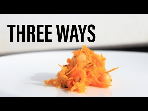 How to Use RAW Butternut Squash