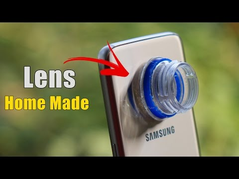 How to make a Macro lens for Mobile Phone