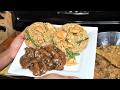Best Chicken & Shrimp FRIED RICE Recipe