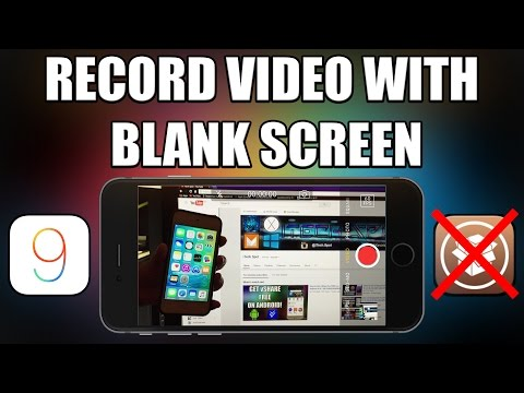 How to Record Video While iPhone is on Sleep! (iOS 9 Glitch)