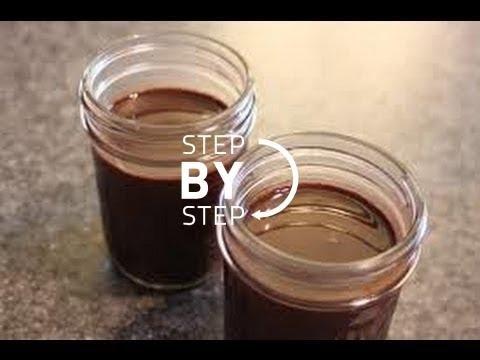 Chocolate Syrup Recipe - How to Make Chocolate Syrup, Homemade Chocolate Syrup Recipe