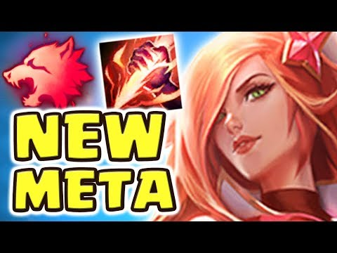 INSANE PREDATOR MISS FORTUNE JUNGLE   SCARY GIGGLE   NEW META   HOW IS THIS ACTUALLY OP?? Nightblue3