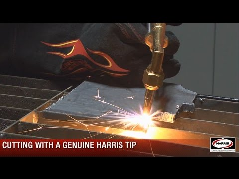 Harris Genuine Cutting Tips (Part 2 of 2)