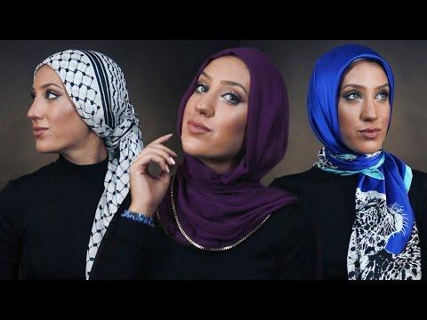 Xxx Mp4 1 Woman 7 Hijab Styles 3gp Sex