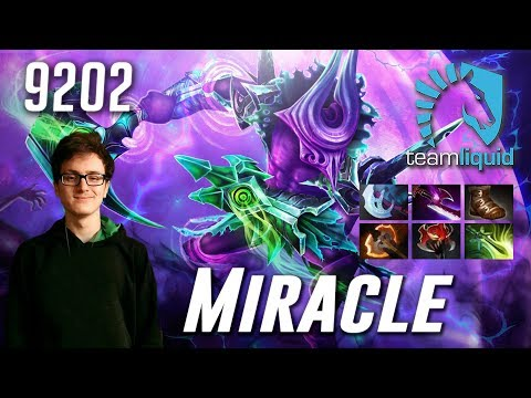 Miracle Faceless Void - Liquid vs Na'Vi - Dota 2 Patch 7.07