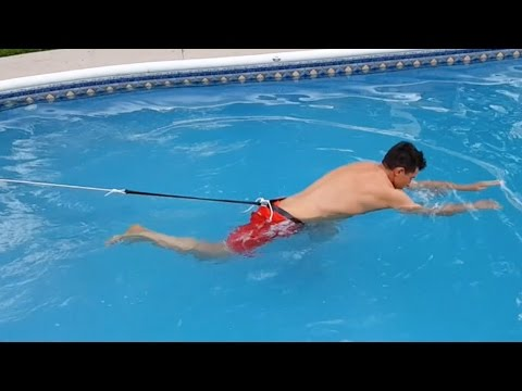 How to make an Endless Pool for less than $5