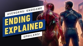 Download Avengers: Endgame - Ending Explained (SPOILERS!) Video