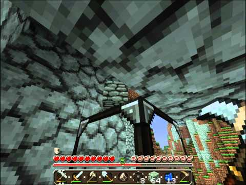 Xxx Mp4 Adventures In Pandox A Minecraft Let 39 S Play Episode 6 Caves And Houses 3gp Sex