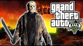 GTA 5 | Jason Goes To Hell