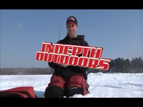 Late Winter Bluegill - In-Depth Outdoors TV, Season 5 Episode 2