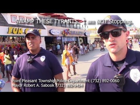 must see)Tyrant Alert : WALK OF SHAME!!! 1st amendment audit