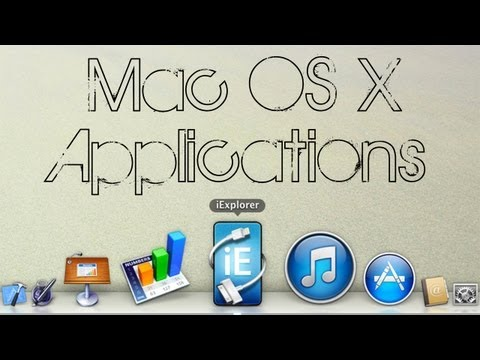 Mac OS X   iExplorer (SSH on Mac!)