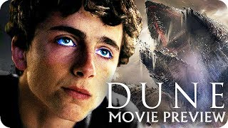 DUNE Movie Preview | What to expect from Denis Villeneuve