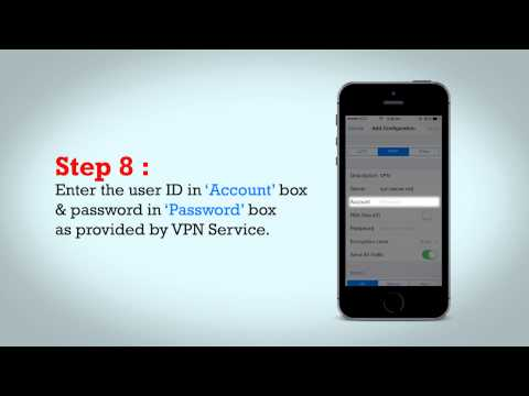 How to set up a VPN on iPhone and iOS in 60 seconds