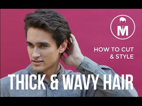 How To Cut & Style Thick Wavy Hair - Embrace Your Waviness!