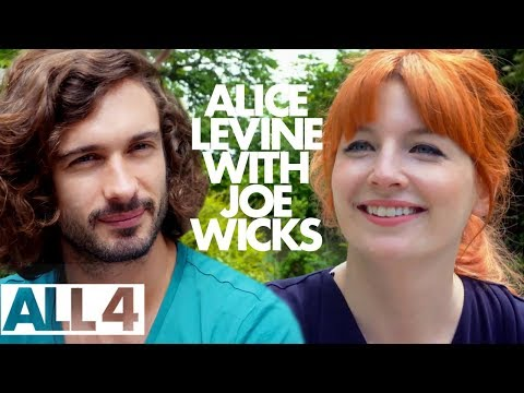 Alice Levine From 'My Dad Wrote a Porno' Lunges For Lunch With Joe Wicks
