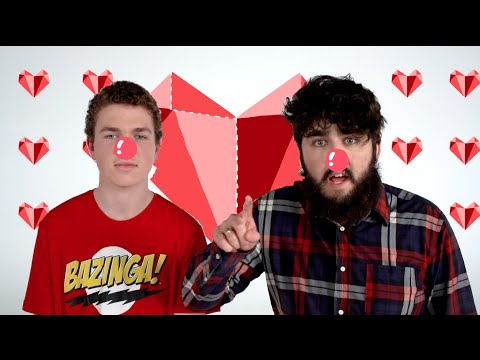 Keegan and Rhys Mathewson - Red Nose Day 2014
