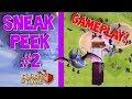 Bat Spell Gameplay Amp Mechanics New Clash Of Clans Dark Spell Sneak Peek 2