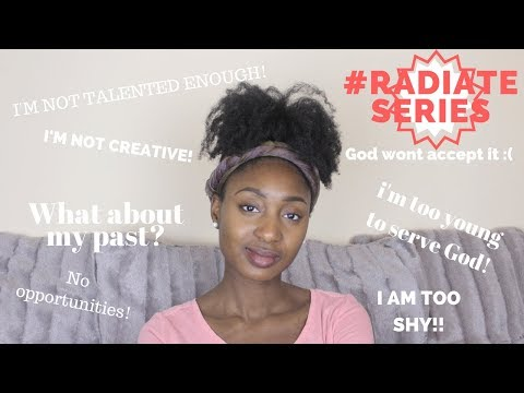 How To Unlock Your God Given Gifts and Talents   #radiateseries Introduction   Abigail A