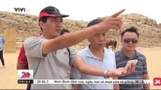 """Kim Tự Tháp Ai Cập """"Đánh Bại"""" Thời Gian - Tin Tức VTV24"""