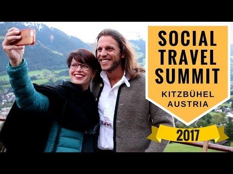Social Travel Summit 2017, Kitzbühel Austria - TravelMedia.ie - TTR