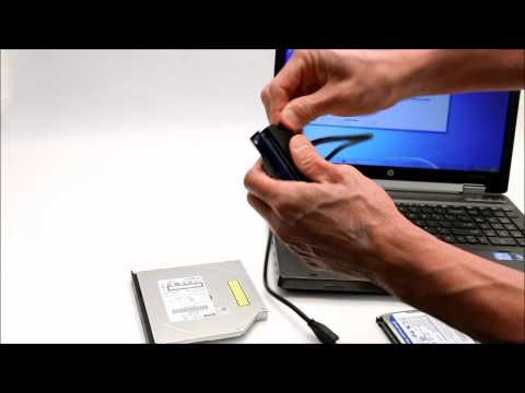 DVD Optical drive Slim Line SATA to USB 3 adapter cable