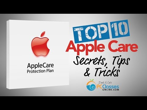 TOP 10 Apple Care Secrets, Tips, and Tricks