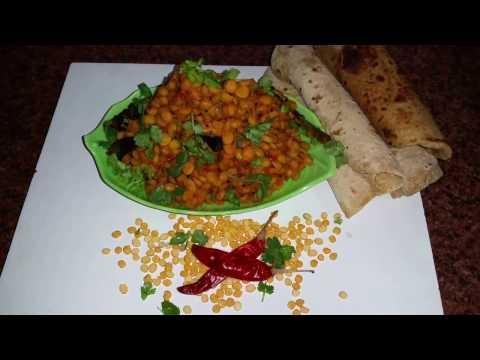 Chana Dal ki Sabji Recipe in Hindi   Chana Dal Sabzi   dry chana dal recipe in hindi