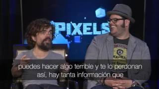 Walter Campos entrevista a Peter Dinklage y Josh Gad