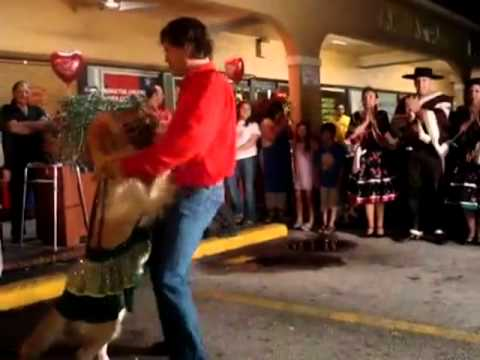 Dog and Mexican Dirty Dancing