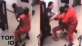 Top 10 Convicts Who Saved A Guard