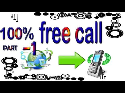 Voip - 100% free call || make free phone call from pc || LET'S DO SOMETHING