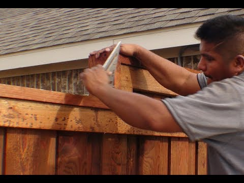PostMaster Installation Part 5 - Trim and Post Cover