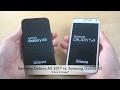 Samsung Galaxy A5 2017 vs. Samsung Galaxy S5 - Which Is Faster?!