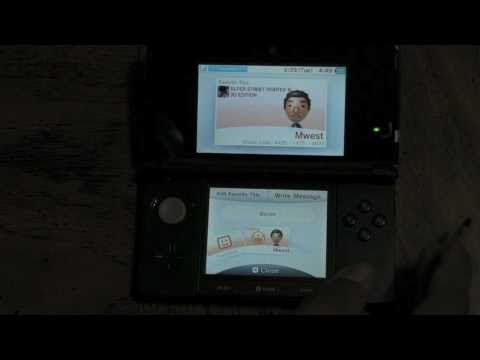 How to add a friend code on the Nintendo 3DS