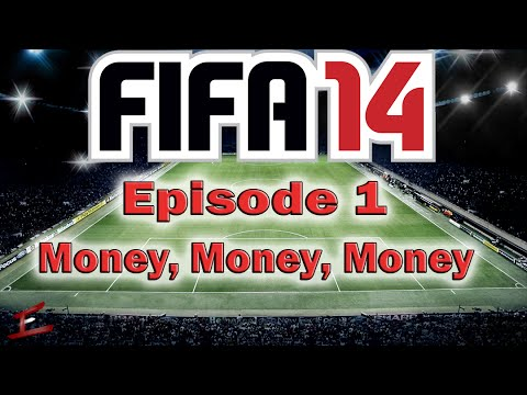 FIFA 14 [#1] Money Money Money! | FIFA 14 Career Mode | Transfer Market