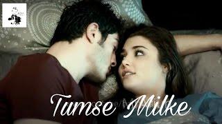 New Bollywood song | Tumse milke | Best romantic | ft. Murat and hayat |Romentic| Arjun Creations |
