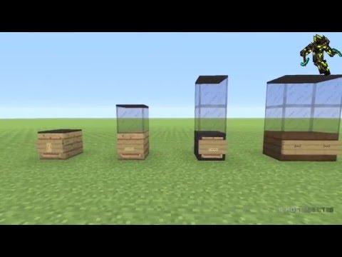 20+ Minecraft Storage ideas!!! (Inspiration Series)