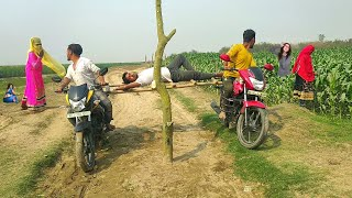 Funny Amazing comedy video 2021/must watch Top funny comedy/bindass club
