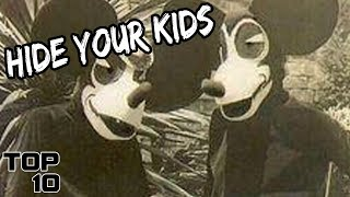 Download Top 10 Scary Disneyland Experiences Video