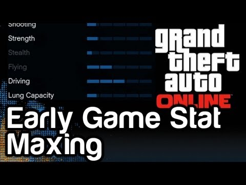 GTA 5 Online Lifestyle & Driving Stat Maxing PRO TIPS | WikiGameGuides