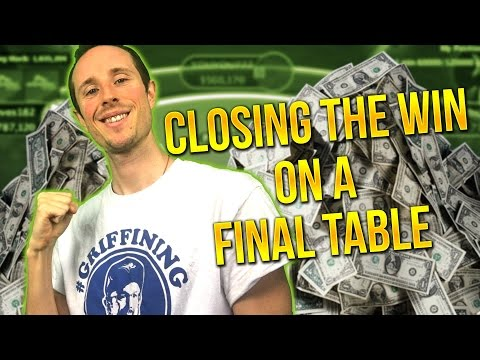 $215 Supersonic Win Review: How To Close Out a $33,000 Final Table Win [Part 5]