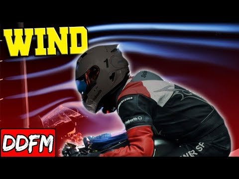 5 Tips for Riding Your Motorcycle In The Wind!
