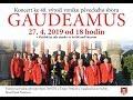 Gaudeamus - Světlá n.S. 2019 (40 let výročí)