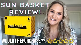 SUN BASKET REVIEW: My HONEST Meal Kit Review Series, Part Two