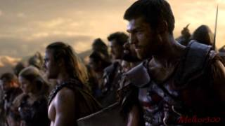 Spartacus Tribute - Our Fate (music Video)